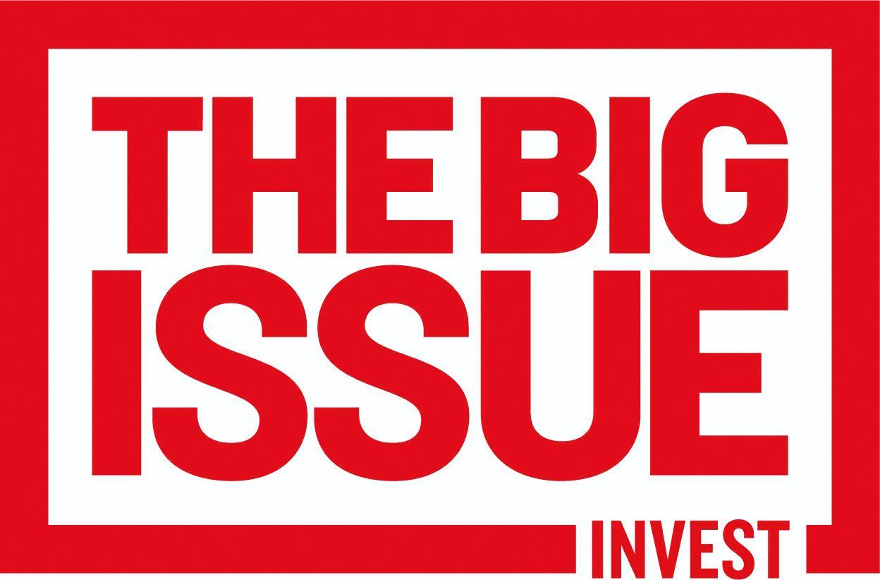 Supported by Big Issue Invest