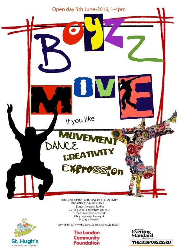 Boyzz Move - Open Day